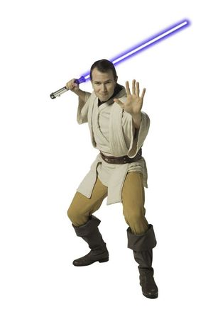 Jedi Training with A