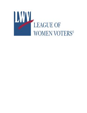 League of Women Vote