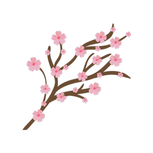 Cherry Blossom Paint