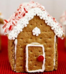 Gingerbread House De