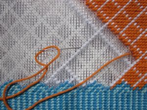 Needlepoint 101 - CA