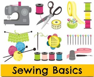 Sewing Basics for Te