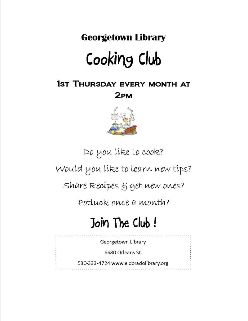 GT- Cooking Club